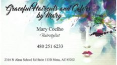 Graceful Haircuts and Color by Mary