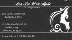 Lea Lee Hair Mode