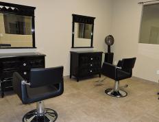 Salon Suite Improvements
