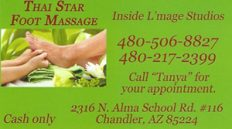 Thai Star Foot Massage
